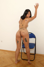 Jureka Del Mar Casting Model #5 19