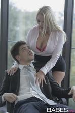 Sexy Secretary Victoria Summers  00