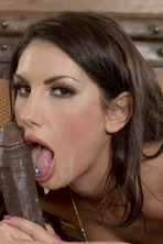 August Ames Interracial 15