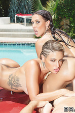 Kissa Sins And Rachel Starr 13