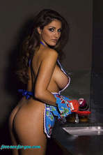 Busty Lucy Pinder 12