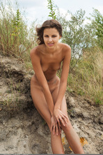 Sandra Lauver Natural Beauty Teen Strips Outdoors 02