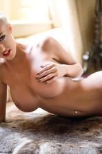 Busty Blonde Kerrie Lee 16