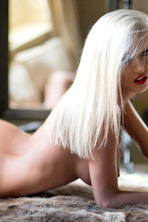 Busty Blonde Kerrie Lee 17
