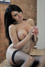 Busty Charley Loves Champagne 06