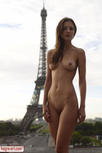 Anna S In Eiffel Tower Park 13