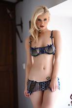 Jess Davies Posing Naked 03