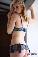 Jess Davies Posing Naked 08