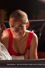 Kiara Lord Has Sex In The Car 14