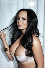 Chanelle Hayes Showing Off Her Big Boobs 10