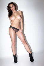 Lacey Banghard Shows Her Boobs 10