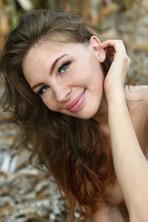 Hot Russian brunette Galina A 20