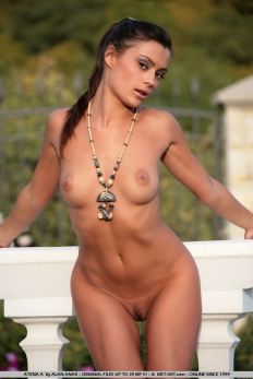 Naked In The Forrest 06