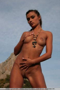 Naked In The Forrest 08