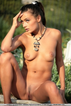 Naked In The Forrest 15