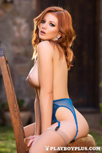Gorgeous Redhead Chandler South 16
