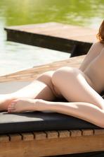 Hot Redhead Heidi Romanova 16