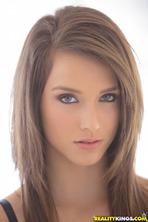 Adorable Brunette Malena Morgan 01