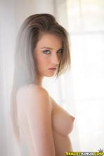 Adorable Brunette Malena Morgan 09