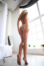 Gorgeous Blonde Babe Teasing 13