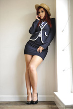 Curvy Schoolgirl Jessica Rose 02