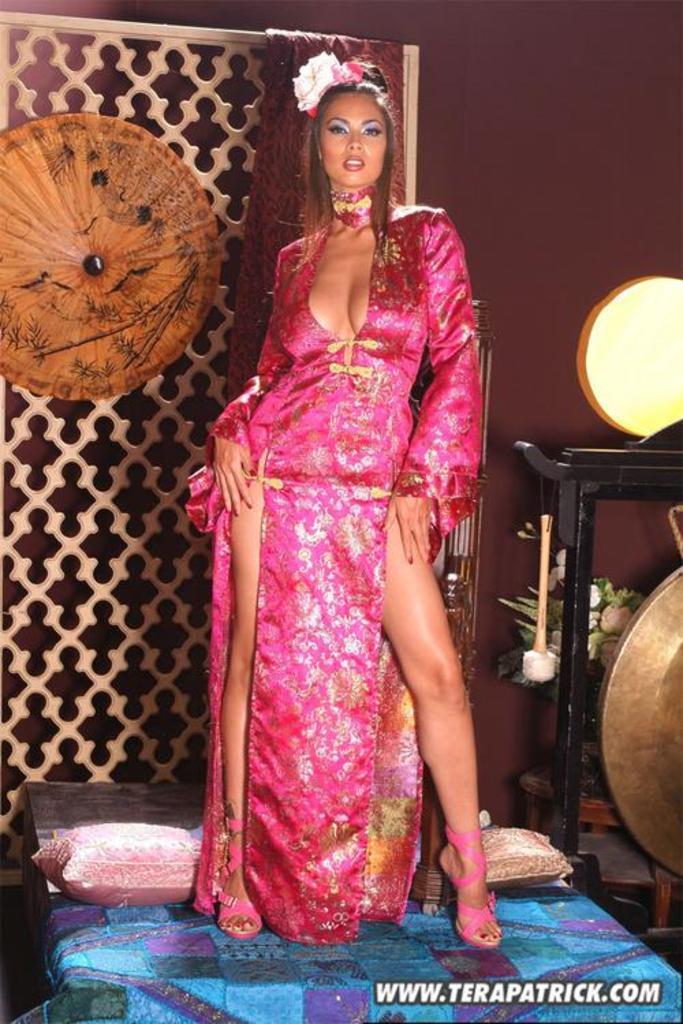 Owner Tera patrick pink pornstar one the