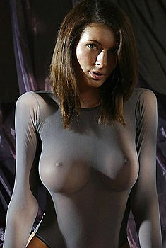 See Through Tops