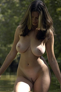Sexy Teen Outdoor