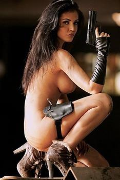 Andreea Mantea Dangerous Girl