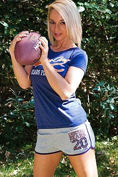 Nikki Sims Training Camp