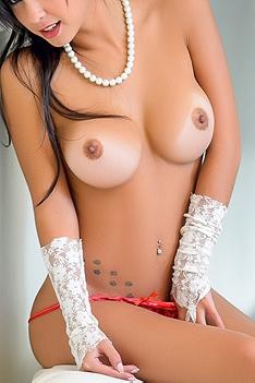 Sexy Brunette Celeste Sablic