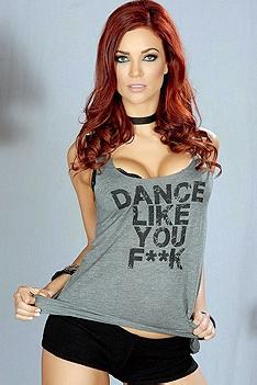 Flash Dancer Jayden Cole