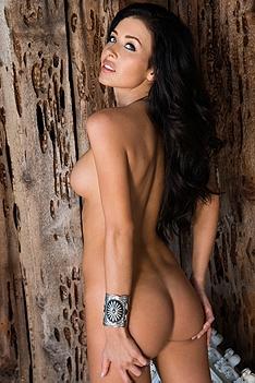 Gemma Lee Farrell Gets Naked