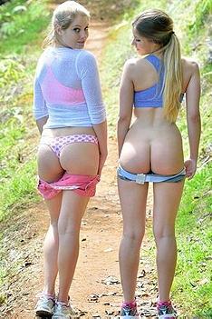 Nicole And Veronica