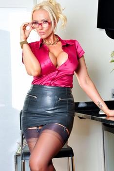 Lucy Zara Silky Secretary
