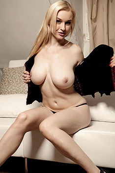 Micha Is Ready And Waiting For Cock