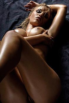 Amanda Has One Amazing Body