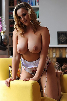 Jodie Gasson Is One Beautiful Blonde