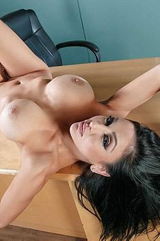 Busty Student Audrey Bitoni
