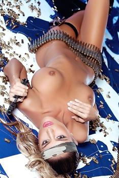 Gorgeous Charlie Riina