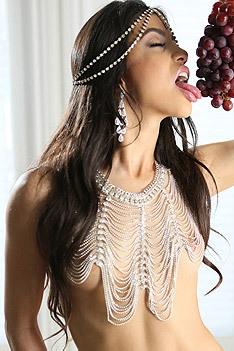 Sexy Latina Veronica Rodriguez Strips