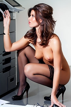Lotte In Playboy Netherlands