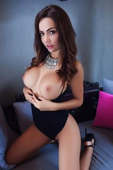 Playboy Adrienn Levai