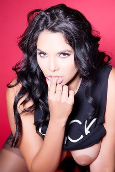 Busty Latina Missy Martinez