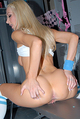 Molly Cavalli Strips In The Locker Room