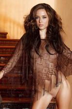 Cute Brunette Malena Morgan  01