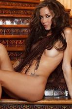 Cute Brunette Malena Morgan  12
