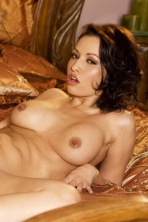 Lana Lopez Shows Her Shaved Pussy 10